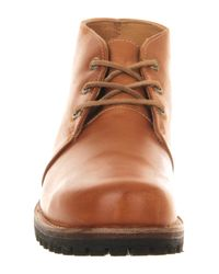 Timberland Earthkeeper Heritage Rugged Chukka In Brown For