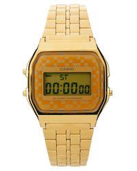 G-Shock Metallic Digital Bracelet Watch A159wgea-9aef for men