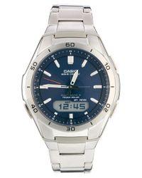 G-Shock Metallic Watch Stainless Steel Bracelet Wvam640d2aer for men