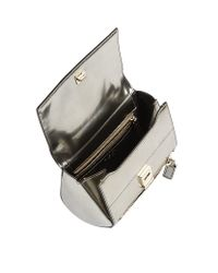 Givenchy Mini Pandora Box Bag in Metallic