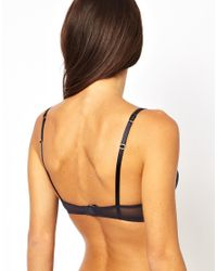 Ultimo Black Delores Balcony Removal Gel Bra