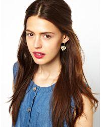 Zoe & Morgan - Metallic Zoe Morgan Honey Earrings - Lyst