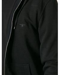 Dior Black Dior Embroidered Sweatshirt for men