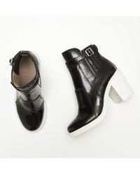 Elizabeth and James - Black Tempt Boots - Lyst