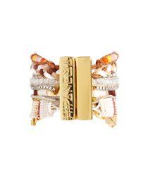 Hipanema - Metallic Heaven Bracelet - Lyst