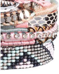 Hipanema - Multicolor Boudoir Bracelet - Lyst