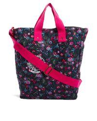 ASOS Multicolor Jack Wills Canvas Tote Bag