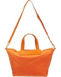 Marc Jacobs - Orange Jewel Of The Nylon Petite Shoulder Bag - Lyst