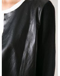 Pinko Black Swahili Cardigan