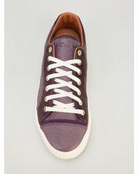 Alexander McQueen X Puma Purple Street Climb Sneaker for men