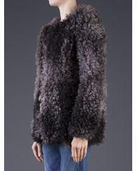 Smythe Gray Smythe Chubby Coat