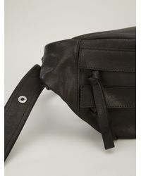 Yvonne Kone Black Cross Body Bag