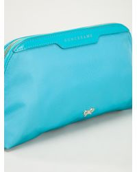Anya Hindmarch Blue Suncream Bag