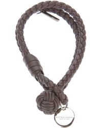 Bottega Veneta | Brown Woven Bracelet for Men | Lyst
