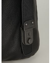 Dolce & Gabbana Black Laptop Bag for men