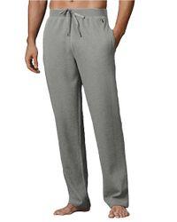Polo Ralph Lauren   Gray Thermal Pajama Pants for Men   Lyst