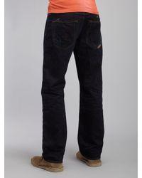 PRPS Black Barracda Straight Fit Jeans for men