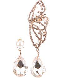 Luxury Fashion - Pink Drop Earrings - Lyst