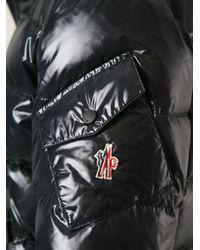 Moncler Grenoble Black Sancy Padded Jacket for men