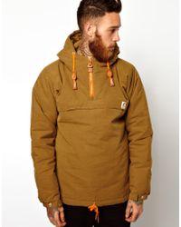 G-Star RAW Natural Fat Moose Sailor Anorak Jacket for men