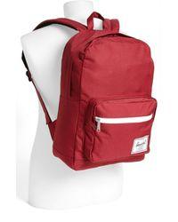 Herschel Supply Co.   Red Pop Quiz Backpack for Men   Lyst