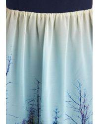 Louche - Blue Seasoned Performer Dress - Lyst