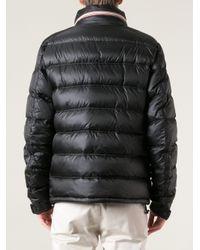 Moncler Blue Gaston Jacket for men