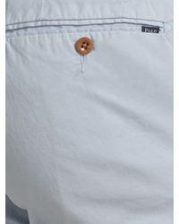 Polo Ralph Lauren Blue Hudson Cotton Chinos for men