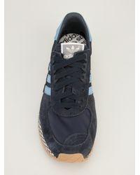 Adidas Blue City Marathon Trainer for men
