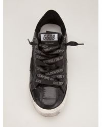 Golden Goose Deluxe Brand Black May Trainer