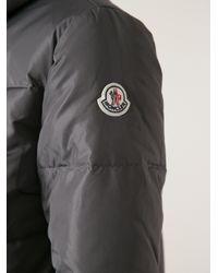 Moncler Gray Chery Padded Jacket