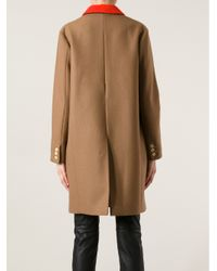 Sacai Natural Padded Coat