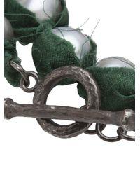Spinelli Kilcollin | Green Wrapped Bead Bracelet | Lyst