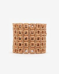 Philippe Audibert | Metallic Monterey 5 Row Topaz Cuff | Lyst