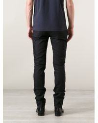 Bottega Veneta Black Skinny Jeans for men