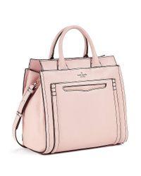 kate spade new york Pink Marcella Large Handbag