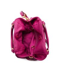Marc By Marc Jacobs Purple Classic Q Fran Bag