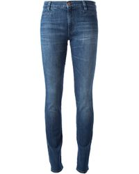 M.i.h Jeans | Blue Oslo Slim Fit Jean | Lyst