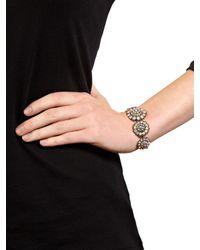 BaubleBar Metallic Iridescent Zodiac Bracelet