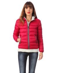 Colmar | Pink Quilted Jacket | Lyst