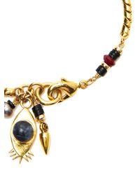 Lizzie Fortunato Metallic Teen Spirit Bracelet