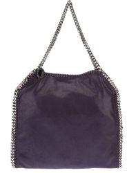 Stella McCartney | Black Baby Bella Shoulder Bag | Lyst