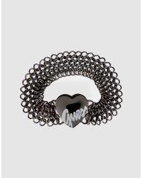 Guess | Black Bracelet | Lyst