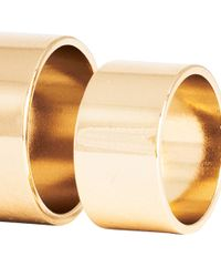 H&M - Metallic 4pack Rings - Lyst