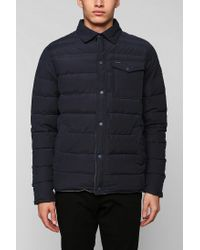 Urban Outfitters | Blue Penfield Eska Shirt Jacket for Men | Lyst