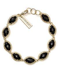 Kendra Scott Black Jana Bracelet