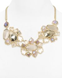Kendra Scott | Metallic Melissa Necklace 18 | Lyst