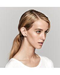 Loren Stewart | Metallic Arrow Earrings | Lyst