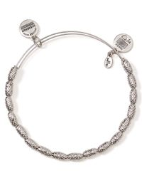 ALEX AND ANI - Metallic Indus Bangle - Lyst