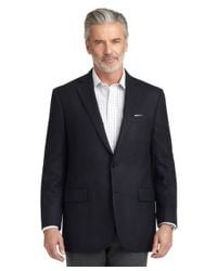 Brooks Brothers - Blue Madison Fit Solid Wool Sport Coat for Men - Lyst